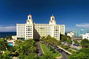 Cuba-La Havane, Hôtel Nacional de Cuba 5*