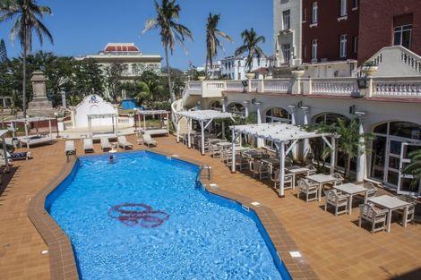 Cuba-La Havane, Hôtel Roc Presidente 3*