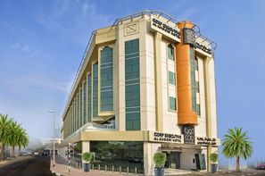 Dubai et les Emirats-Dubai, Hôtel Al Khoory Executive 3*