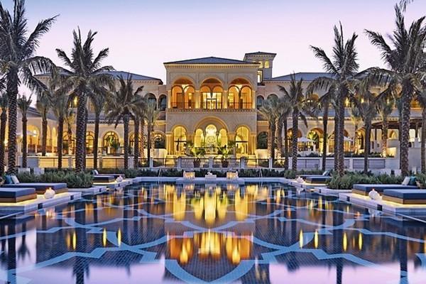 Façade - One&Only The Palm Hôtel One&Only The Palm5* Dubai Dubai et les Emirats