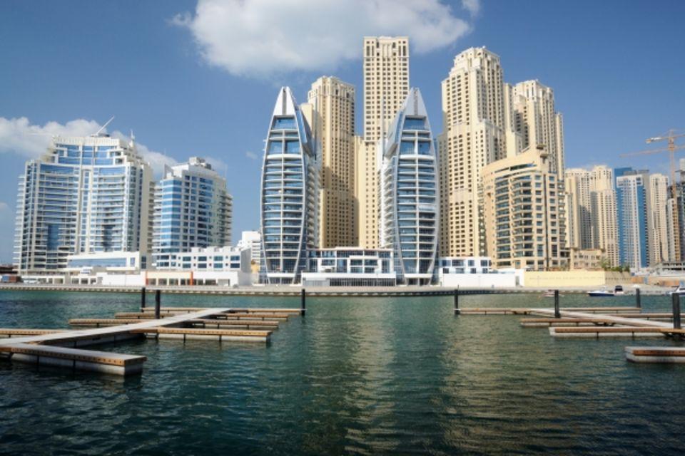 Hôtel Mövenpick Jumeirah Lakes Towers Dubai et les Emirats Emirats arabes unis