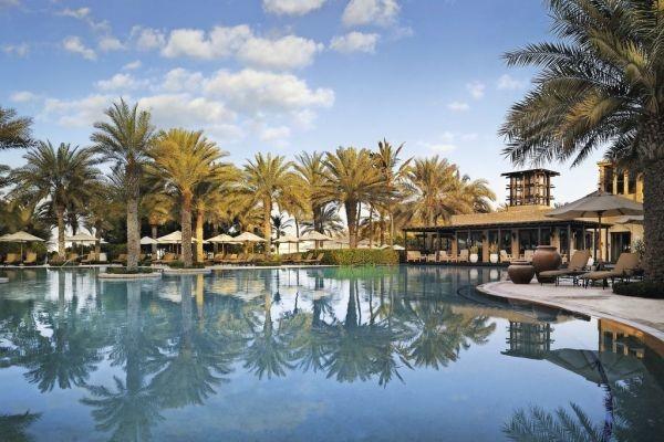 Piscine - Arabian Court One&Only Royal Mirage Hôtel Arabian Court One&Only Royal Mirage6* Dubai Dubai et les Emirats