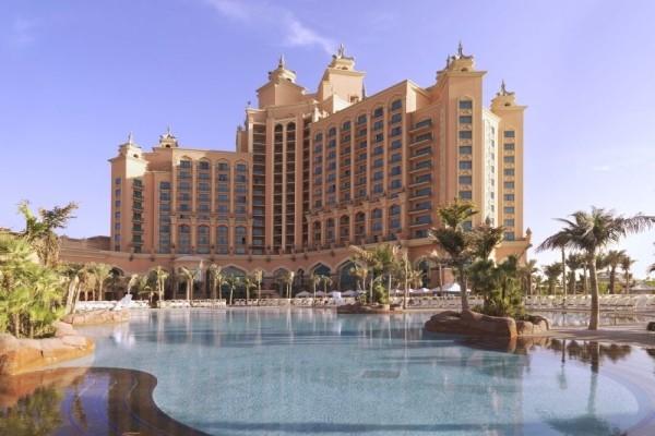 Séjour Atlantis The Palm 5* - Atlantis The Palm Hôtel Atlantis The Palm5* Dubai Dubai et les Emirats