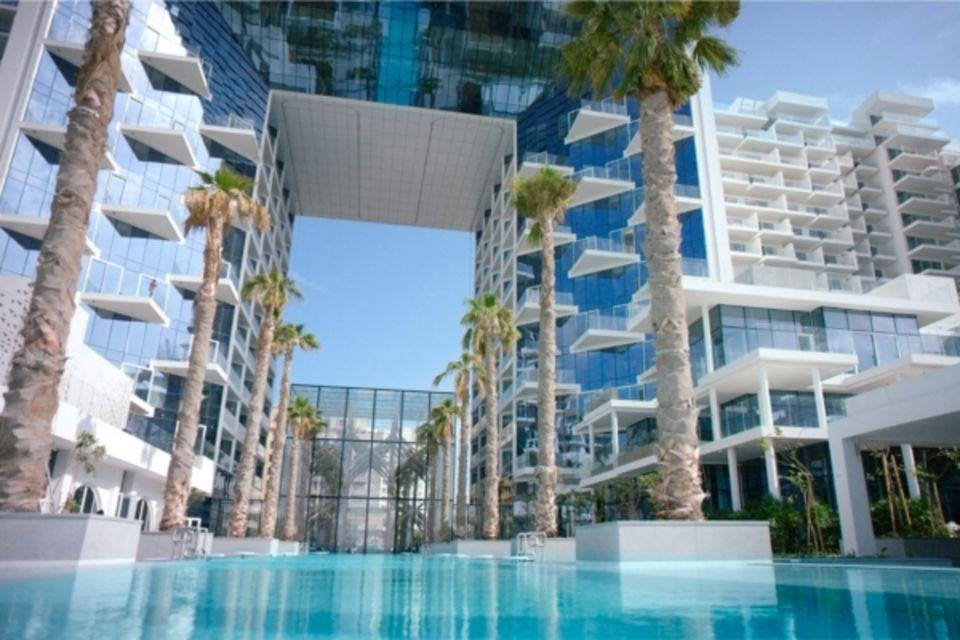 Hôtel Five Palm Jumeirah Dubai et les Emirats Emirats arabes unis