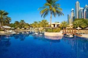 Dubai et les Emirats-Dubai, Hôtel Habtoor Grand Resort, Autograph Collection By Marriott 5*