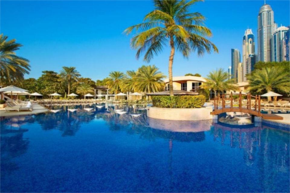Hôtel Habtoor Grand Resort Autograph Collection Dubai et les Emirats Emirats arabes unis