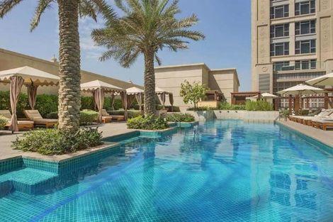 Hôtel Hilton Dubai Al Habtoor City Dubai et les Emirats Emirats arabes unis