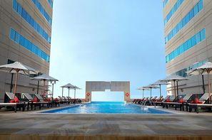 Dubai et les Emirats-Dubai, Hôtel Média Rotana 5*