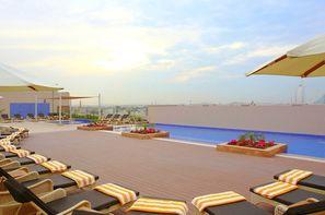 Dubai et les Emirats-Dubai, Hôtel Metropolitan 4*