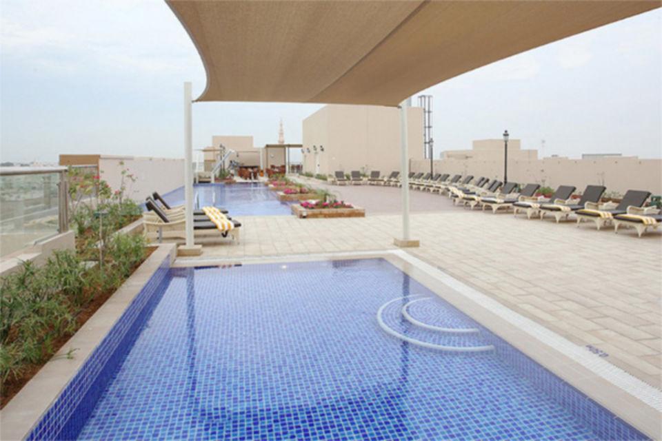 Hôtel Metropolitan Dubai et les Emirats Emirats arabes unis