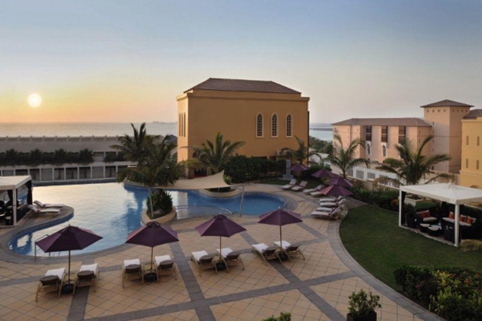 Hôtel Movenpick Jumeirah Beach Dubai et les Emirats Emirats arabes unis