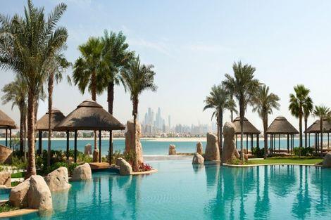 Dubai et les Emirats-Dubai, Hôtel Sofitel the Palm 5*