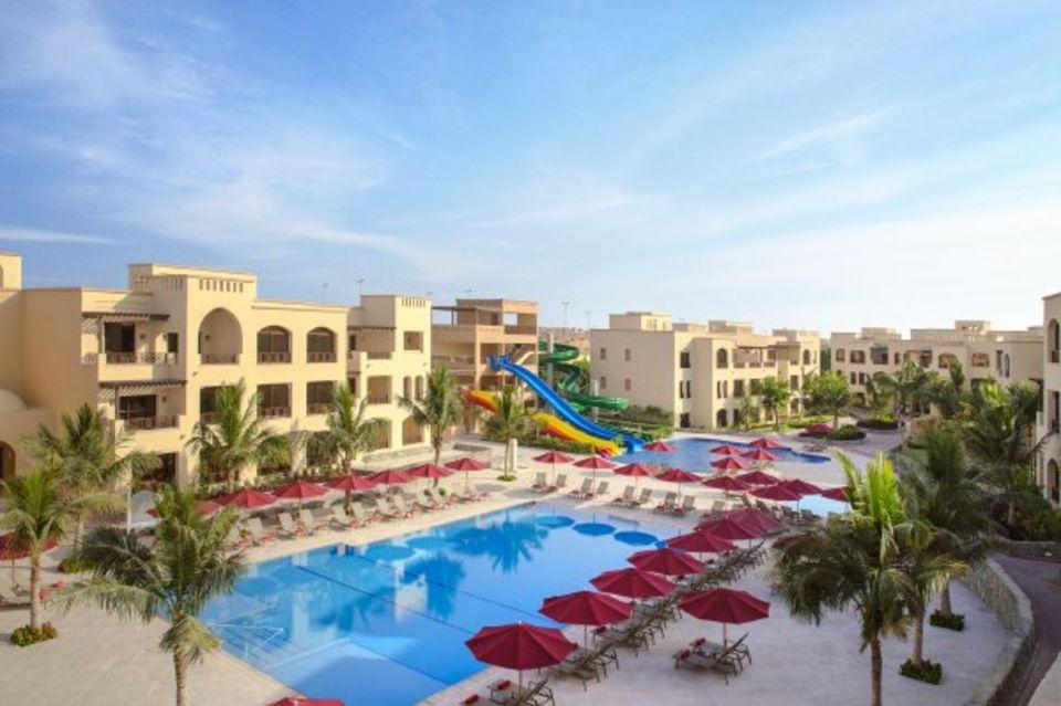 Hôtel The Village at Cove Rotana Resort Ras Al Khaimah Dubai et Ras Al Khaimah Emirats arabes unis