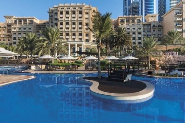 piscine - The Westin Mina Seyahi Beach Resort & Marina The Westin Mina Seyahi Beach Resort & Marina Dubai Dubai et les Emirats