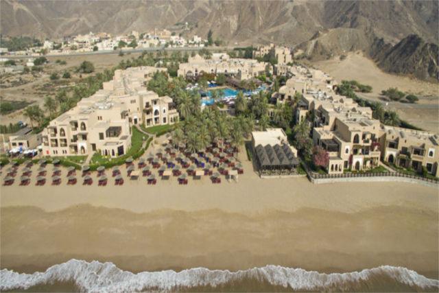 Dubai et les Emirats : Hôtel Fujairah Miramar Beach Resort