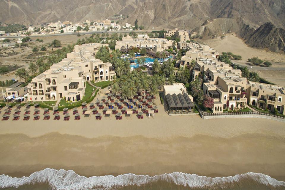 Hôtel Fujairah Miramar Beach Resort Dubai et les Emirats Emirats arabes unis