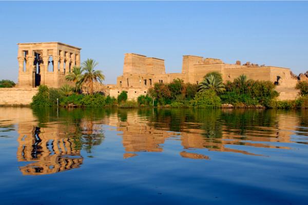Temple de Philae à Assouan Croisière Sur le Nil AI5* Louxor Egypte
