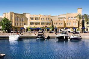 Egypte-Hurghada, Hôtel Captain's Inn 3*
