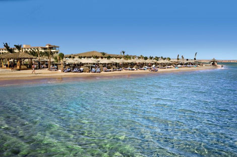 Egypte-Hurghada, Hôtel Amwaj Blue Beach Resort & Spa 4*