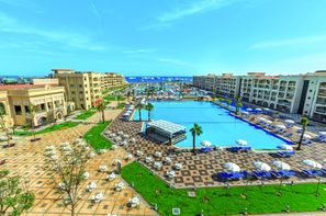 Egypte-Hurghada, Hôtel Albatros White Beach Resort 5*