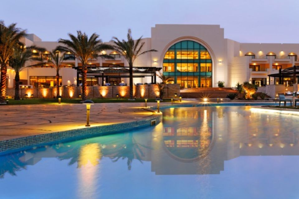Hôtel Movenpick Resort Soma Bay Mer Rouge Egypte