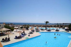 Egypte-Hurghada, Hôtel Aladdin Beach Resort 4*