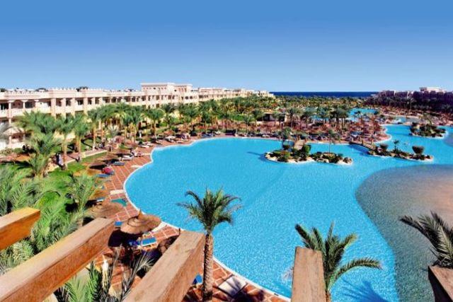 Egypte : Hôtel Albatros Palace Resort