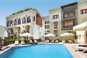 Egypte-Hurghada, Hôtel Ali Pasha 3*