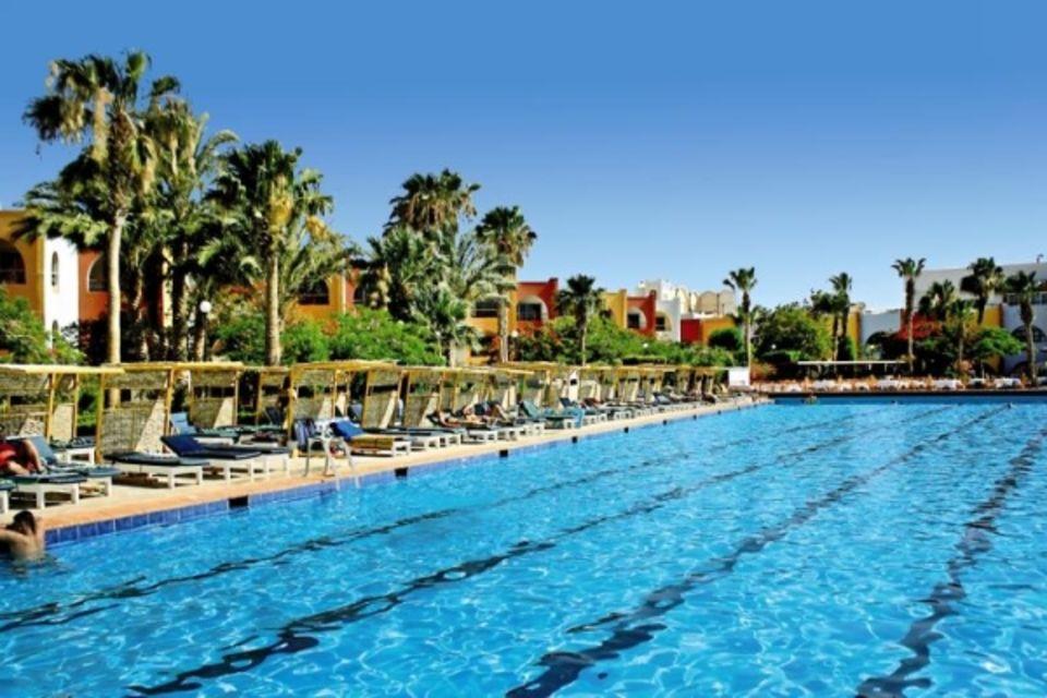 Hôtel Arabia Azur Resort Mer Rouge Egypte