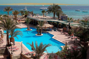 Egypte-Hurghada, Hôtel Bella Vista Resort 4*
