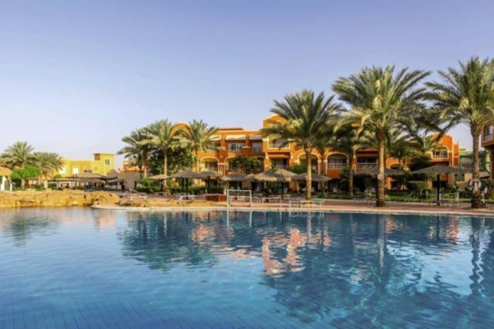 Hôtel Caribbean World Soma Bay Mer Rouge Egypte