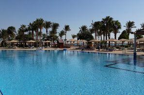 Egypte-Hurghada, Hôtel Continental Hurghada 5*