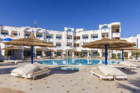 Egypte-Hurghada, Hôtel Coral Sun Beach 4*