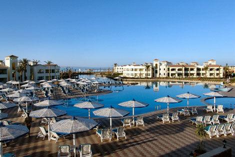 Vue piscine - Dana Beach Hôtel Dana Beach5* Hurghada Egypte