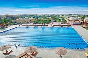 Egypte-Hurghada, Hôtel Désert Rose 5*
