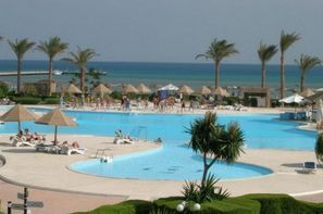 Egypte-Hurghada, Hôtel Grand Seas Resort Hostmark 4*