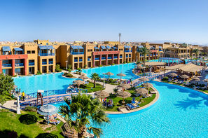 Egypte-Hurghada, Hôtel Hôtel Titanic Palace 5*