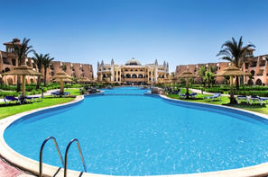 Egypte-Hurghada, Hôtel Jasmine Palace Resort and Spa 5*