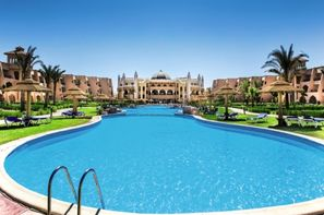 Egypte-Hurghada, Hôtel Jasmine Resort and Spa 5*