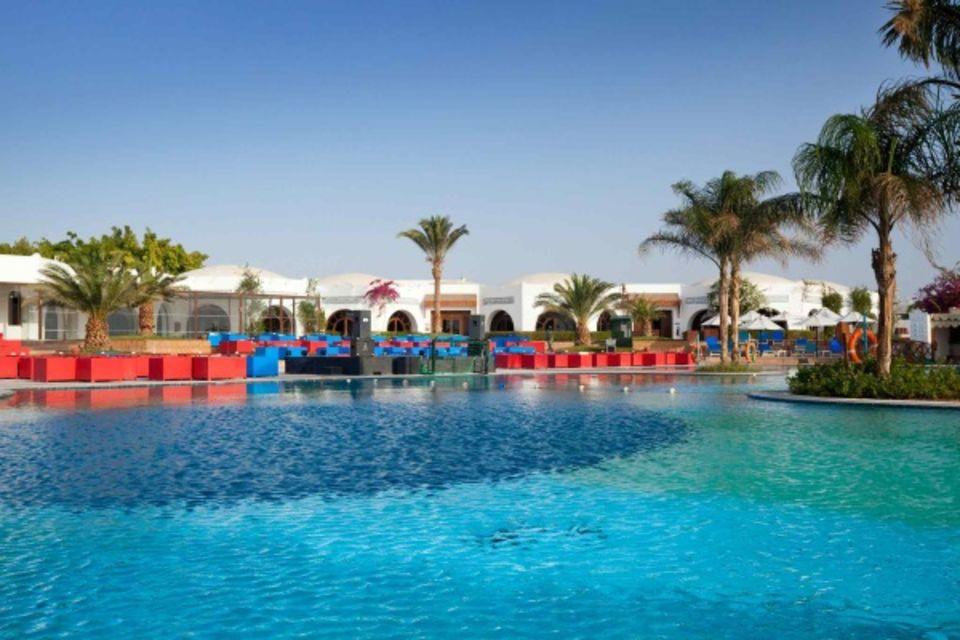 Hôtel Mercure Hurghada Mer Rouge Egypte