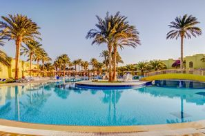 Egypte-Hurghada, Hôtel Palm Beach Resort 4*
