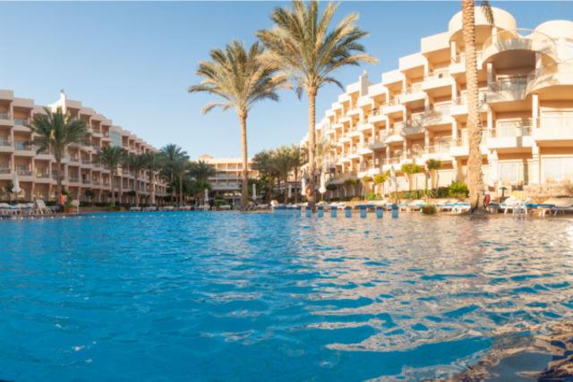 Egypte : Hôtel Sea Star Beau Rivage