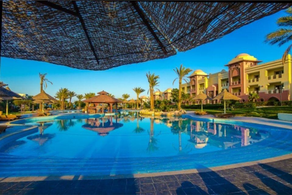 Hôtel Serenity Makadi Beach Resort Mer Rouge Egypte