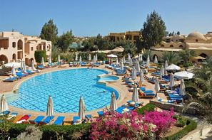 Egypte-Hurghada, Hôtel Three Corners Rihana Resort 4*