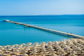 Egypte-Hurghada, Hôtel AMC Royal 5*