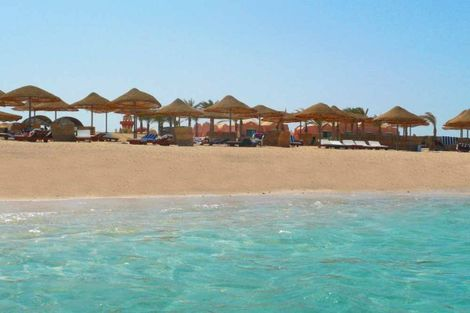 Egypte-Hurghada, Hôtel Onatti Beach Resort 4*