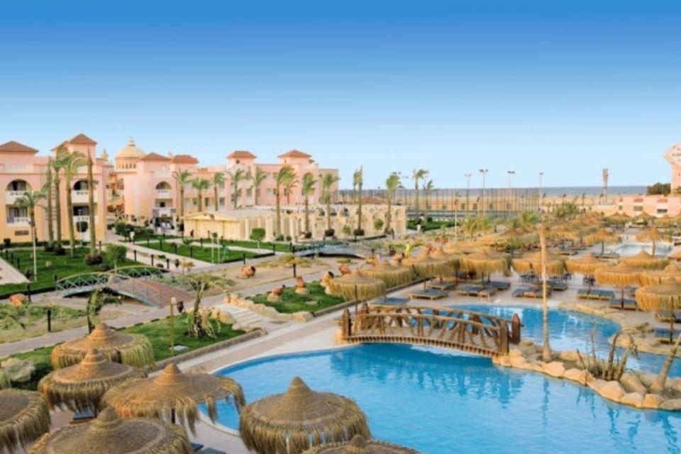 Hôtel Albatros Aqua Park Mer Rouge Egypte
