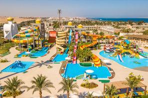 Egypte-Hurghada, Hôtel Ali Baba Palace 4*