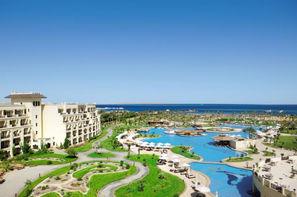 Egypte-Hurghada, Hôtel Steigenberger Al Dau Beach 5*