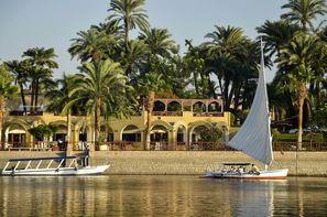 Egypte-Louxor, Hôtel Mercure Luxor Karnak 5*